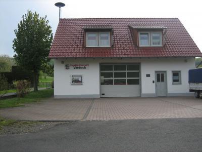 Feuerwehrgerätehaus im Bernsdorfer Weg