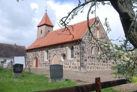500 Jahre Reformation, Kirche in Garrey, 24.05.2016