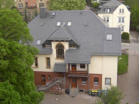"""Kindertagesstätte """"Villa Kunterbunt"""""""