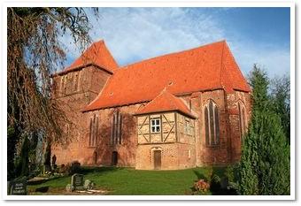 Kirche in Gramkow