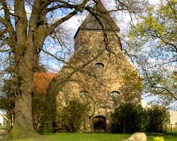 Kirche Bornsdorf