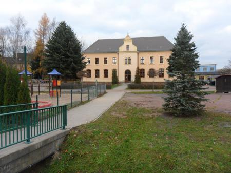 Hort ist im Gebäude der Grundschule