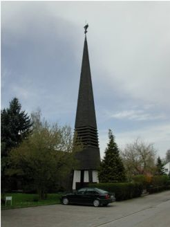 Christuskirche Wallersdorf