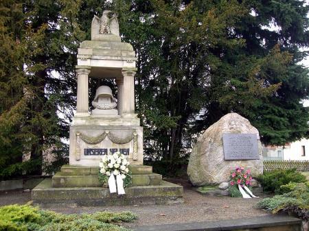 Kriegerdenkmal Tröbitz