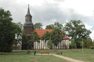 Kirche von Karwesee