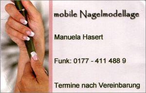 Logo von Mobile Nagelmodellage