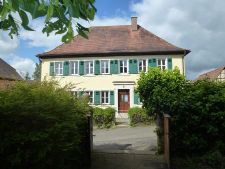 Pfarrhaus Simmershofen
