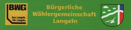 Das Logo der Bürgerlichen Wählergemeinschaft Langeln