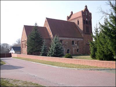 Dorfkirche Neuenklitsche