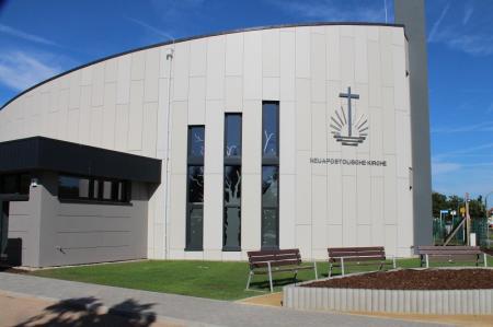 Neuapostolische Kirche Falkensee