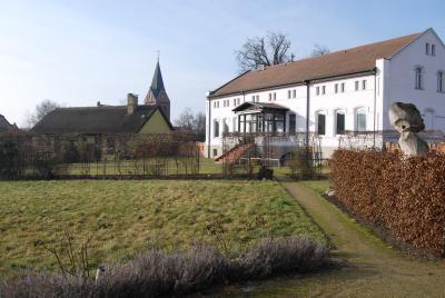 Gutshof Liepe