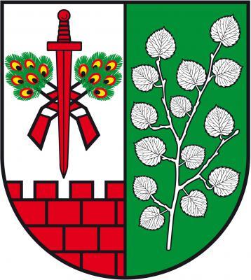 Das Wappen der Gemeinde Osternienburger Land