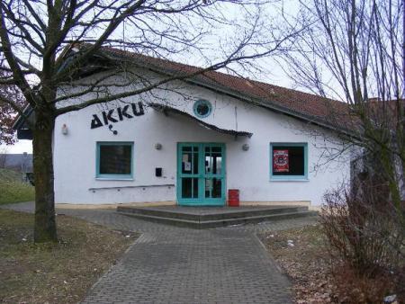 Unser AKKU - Aktions-, Kultur- und Jugendzentrum
