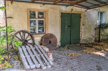 Alte Dorfschmiede Kagel, Foto: Axel Zille