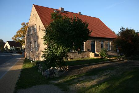 Alte Schule Kagel, Foto: Gemeinde Grünheide
