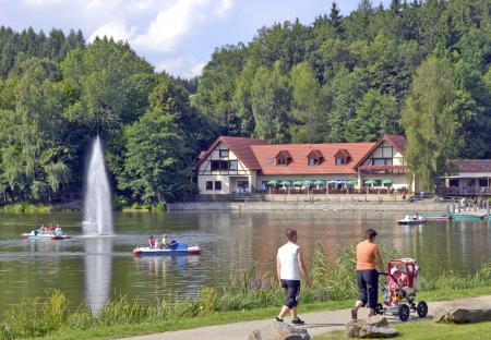 Stausee Sohland a.d. Spree Foto:Uwe Schwarz