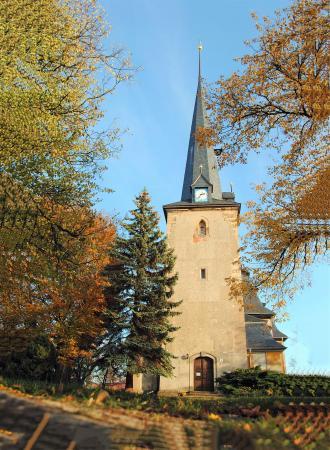 Kirche Großrudestedt