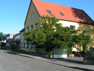 Ansicht Evangelische Grundschule Tröbitz, Schulstraße