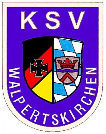 Vereinswappen des KSV Walpertkirchen