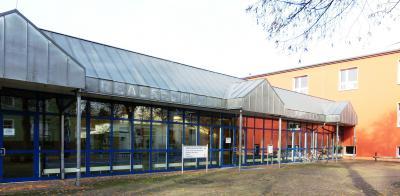Aula Heinrich-Zille-Str. 9a - Außenansicht