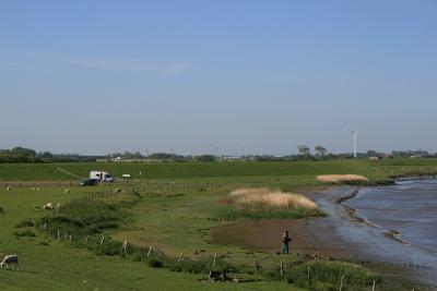 Badestelle Wollersum (Foto: Löbkens)