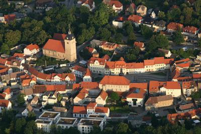 die historische Altstadt – Foto: G. Damnig