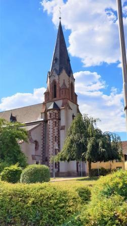 St. Quirinuskirche Bengel ©SonjaMüller