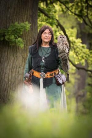 Die Jägerin vom Reinhardswald