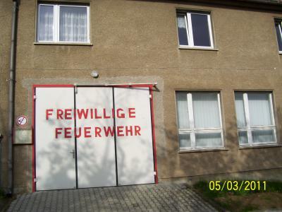 Feuerwehr Gerätehaus Hauptstr. 15