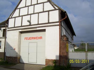 Feuerwehr Gerätehaus Dorfstraße