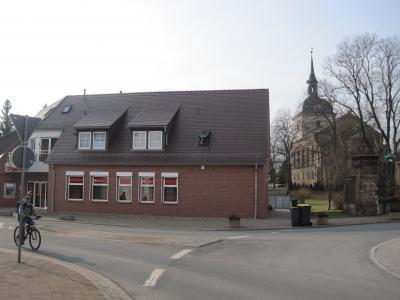 Sparkasse in Schafstädt