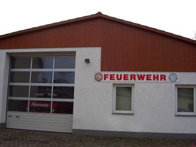 Geräte- und Ausbildungshaus Friedensstraße 8