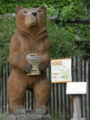 Honig vom Hofladen in Buckow