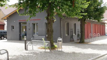 Bürgerhaus Alte Feuerwehr (Foto: Stadtverwaltung Treuenbrietzen)