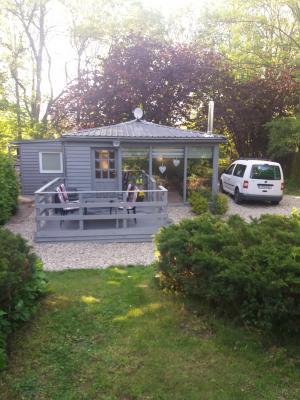 Bungalow an der Selke, Kamp Meisdorf