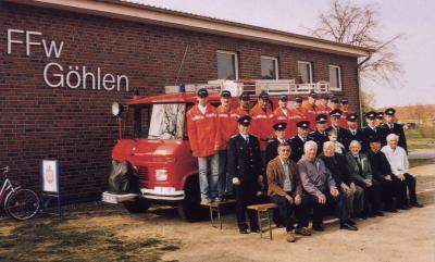 Die Mitglieder im Jubiläumsjahr 2005