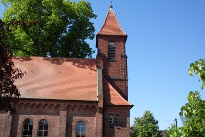 Evangelische Kirche Zemnick (Quelle: Fotoarchiv der Stadt Zahna-Elster)