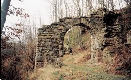 Tor zur Burg Körse