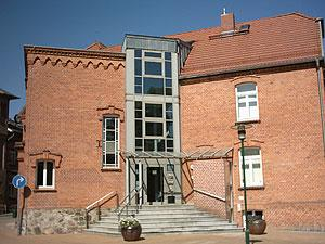 Bürgerhaus in Crivitz