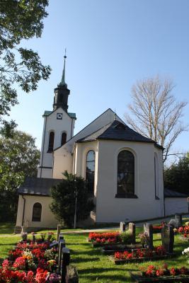 Die Cunersdorfer Kirche