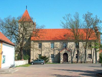 Kirche Manschnow