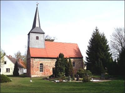 Dorfkirche Kleinwulkow