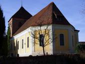 Kirche in Hohennauen