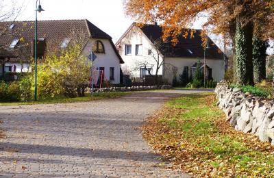 Hinterstraße in Kladrum