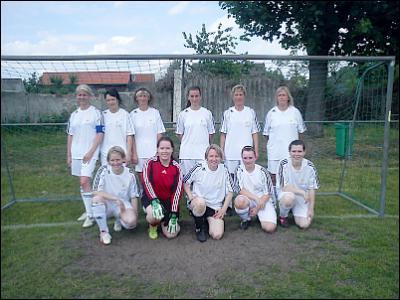 Unsere Damenmannschaft