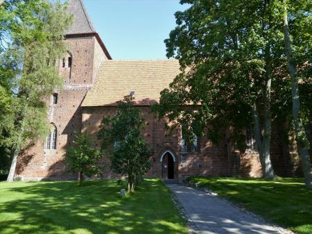 Kirche Damshagen