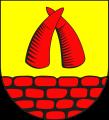 Das Wappen der Gemeinde Dannewerk