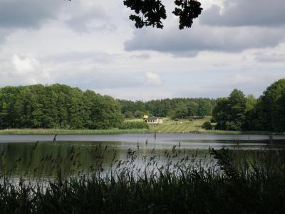 Blick über den Daschower See