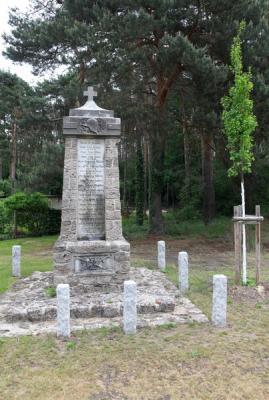Denkmal l. Weltkrieg in Spreeau