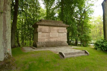 Denkmal an der Wallbrücke, Foto: Gemeinde Grünheide